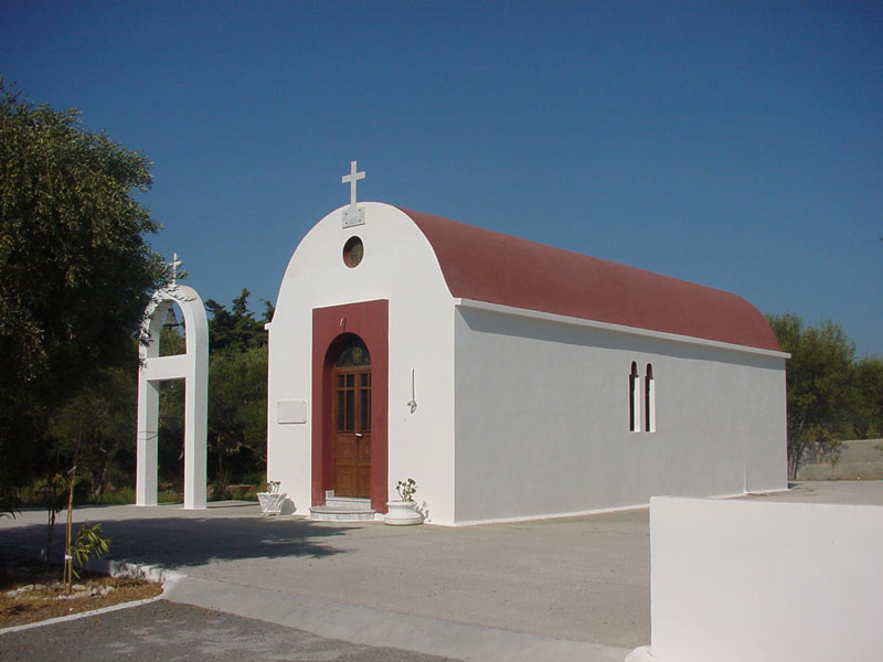 Church of Panagia I  Eleimonitria.