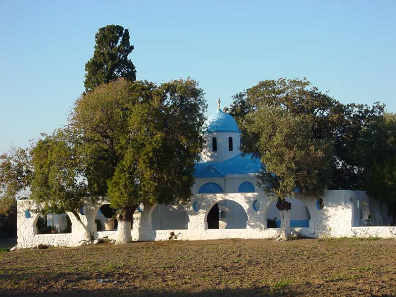 Church of Panagia Syntriani.