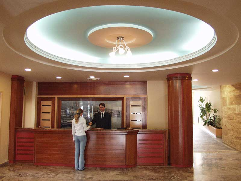 The Astron Hotel - The Reception