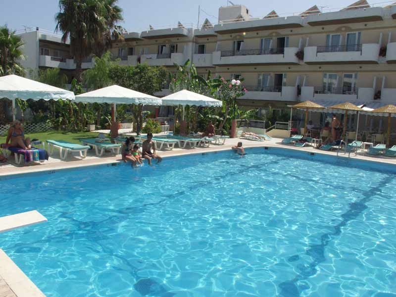 The Astron Hotel - The Pool
