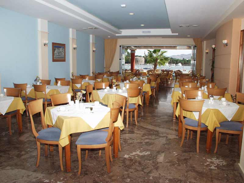 The Astron Hotel - The Restaurant