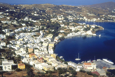 View of Leros